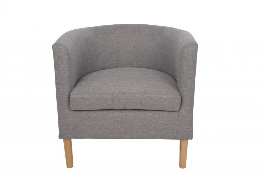 Armchair on legs Clubby