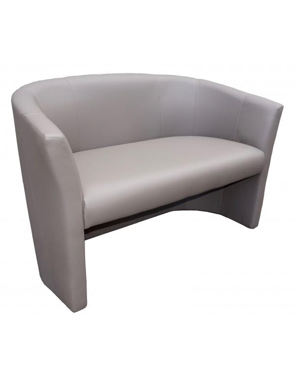 "Double armchair ""Fotel TM-2 Signal"" gray"
