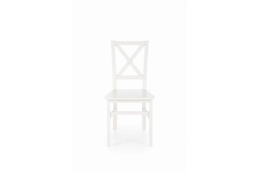 Dariusz chair is white