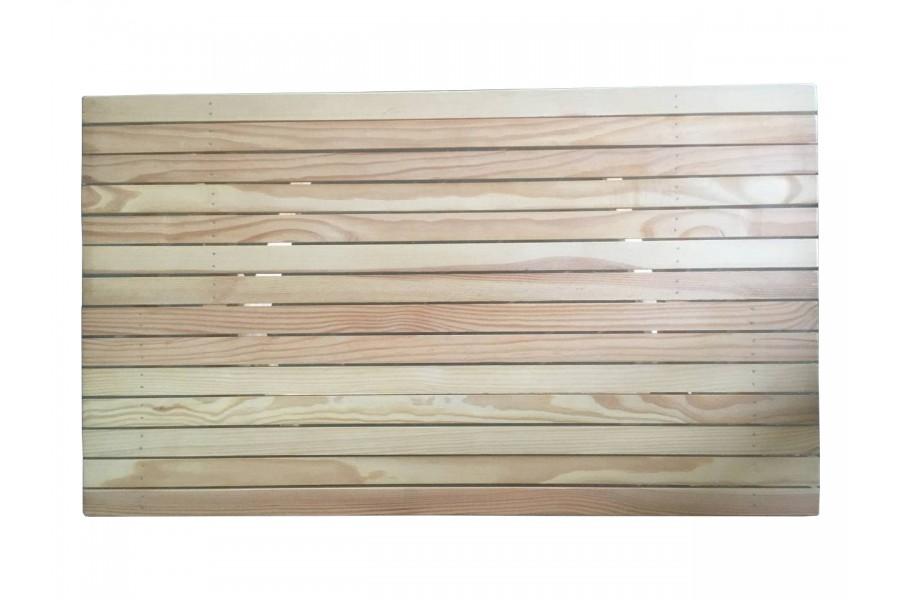 """Table folding transformer easy """"Pine"""" 795х466х500 pine"""